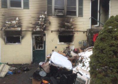 House Fire A